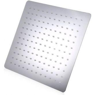 Rociador de ducha  cuadrado 30 x 30 cm extraplano antical