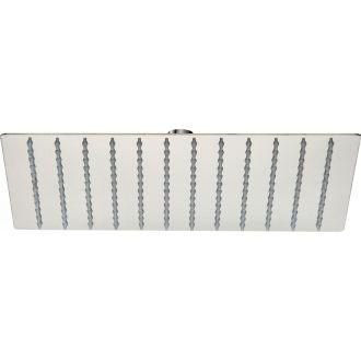 Rociador de ducha cuadrado 40 x 40 cm extraplano antical