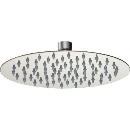 Rociador de ducha redondo 20cm extraplano antical