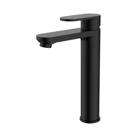 Grifo lavabo pica monomando negro mate serie Legend