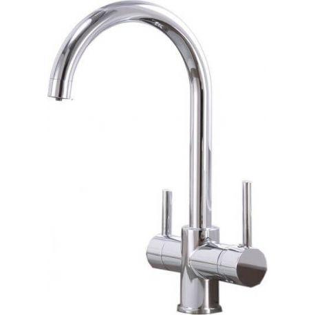 Grifo cocina 3 vías purificación de agua potable ósmosis